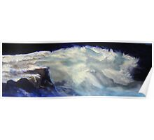 Wave of Snow Poster