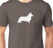 Cardigan Welsh Corgi Silhouette T-Shirt