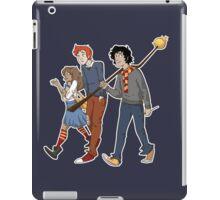 The Golden Trio iPad Case/Skin
