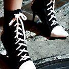 Walk in my shoes by luckylarue