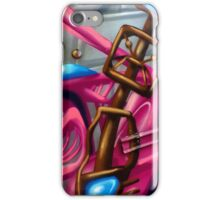 Robot Androids R4 Girls 2 iPhone Case/Skin