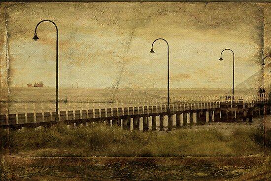 ~ Carte De Vista St Kilda ~ by Lynda Heins