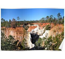 Providence Canyon \ Little Grand Poster