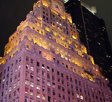 The Paramount Building by fairielights