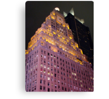 The Paramount Building Canvas Print