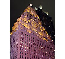 The Paramount Building Photographic Print