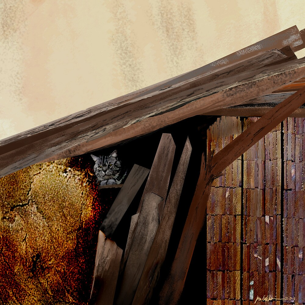 """""""In the Barn"""" by Patrice Baldwin"""
