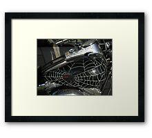 Spidey Moto, 3-D Framed Print