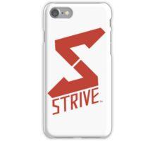 Strive iPhone Case/Skin
