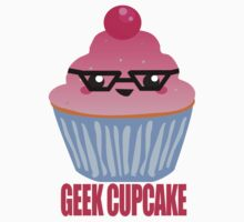 Geek Cupcake Kids Clothes