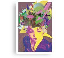 Queen bouquet Canvas Print