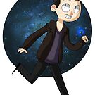 Ninth Doctor by mizkatt