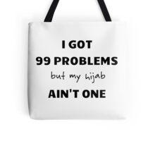 My hijab Tote Bag