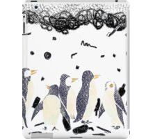 The Gifts To Penguins iPad Case/Skin