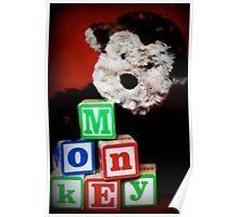 M-o-n-k-E-y Poster