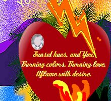 Haiku (Your Love Sets Me On Fire) by Charldia