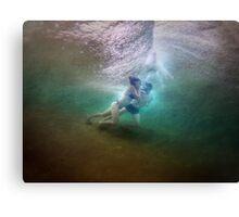 Beneath Bondi  Canvas Print