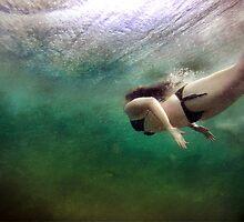 Mermaid Bombo Beach by Annette Blattman