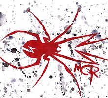 MCR Danger Days spider by cats-on-mars