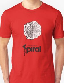 Nature Loves to Spiral 2 T-Shirt
