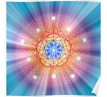 Sacred Geometry 14 Poster