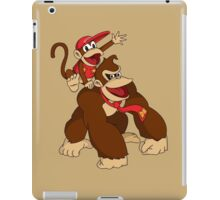 """Kong Buddies!!!"" iPad Case/Skin"
