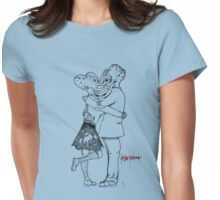 The Tooloos Womens Fitted T-Shirt
