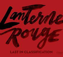 Lanterne Rouge : Black Script by finnllow
