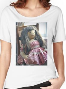 Old Doll Women's Relaxed Fit T-Shirt