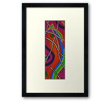 Puzzle Play II Framed Print