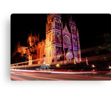 St Mary's Cathedral - Sydney Canvas Print