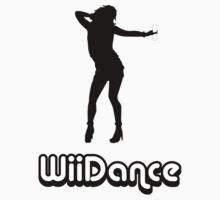 WiiDance-Monotone version. by luckydog