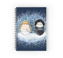Edward & Kim Spiral Notebook