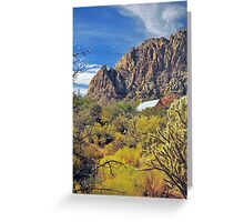 WRANGLERS ROOST Greeting Card