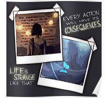 Strange Like That Poster