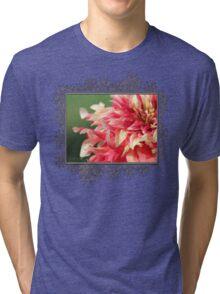 Dahlia named Bodacious Tri-blend T-Shirt