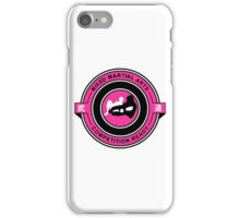 Mixed Martial Arts Competition Ready Kneebar Pink  iPhone Case/Skin