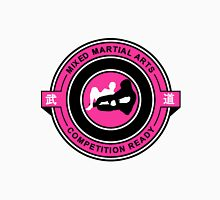 Mixed Martial Arts Competition Ready Kneebar Pink  Unisex T-Shirt