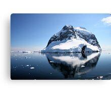 Antarctic Peninsula Canvas Print