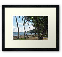 Bingil Bay Framed Print
