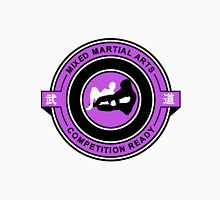 Mixed Martial Arts Competition Ready Kneebar Purple  Unisex T-Shirt
