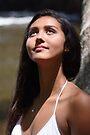 Hawaiian Beauty Portrait by Stephen Beattie