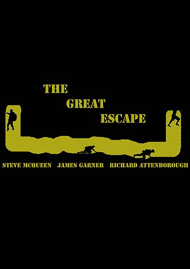 The Great Escape by wahboasti