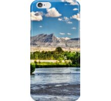 El Paso's Upper Valley iPhone Case/Skin