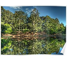 Reflections Of Marysville - Marysville, Victoria Australia - The HDR Experience Poster