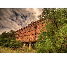 Man O War - Oil Shale Mine Ruins - Glen Davis - The Capertee Valley - The HDR Experience Photographic Print