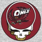 Temple Owls Steal Your Face by MLGswagboyz