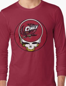 Temple Owls Steal Your Face Long Sleeve T-Shirt