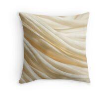 Curvilicious Throw Pillow