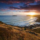 Petrel Cove Sunset by KathyT